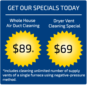 Air Duct Cleaning Seattle 49 Special 206 886 0870